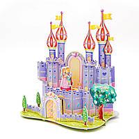 3D Пазл Zilipoo Пурпурный дворец (589-H), фото 1