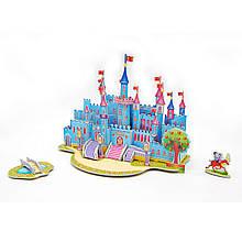 3D Пазл Zilipoo Голубой дворец (589-I)
