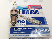 Свечи зажигания на ВАЗ 2110−12 инж (8V) FS 30 Пр-во Finwhale.