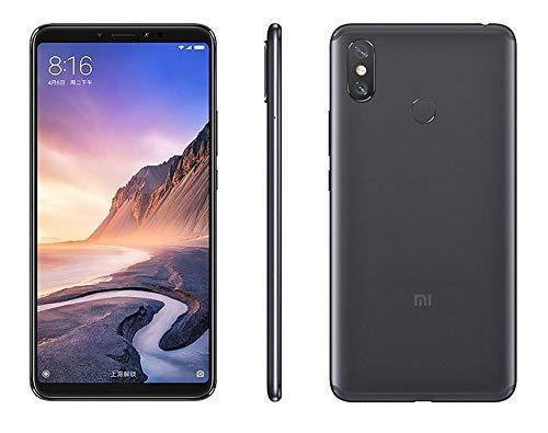 """Смартфон Xiaomi Mi Max 3 6.9"""" FHD+ 4/64Gb 5500mAh Black (M1804E4A)"""