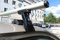 Автобагажник на гладкую крышу авто Amos Dromader (Амос Дромадер)