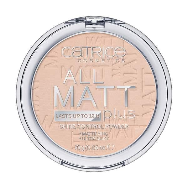 Catrice All Matt Plus Shine Control Powder 010