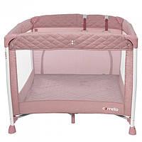Манеж CARRELLO Cubo CRL-11602 Flamingo Pink