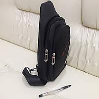 Рюкзак SwissGear на одно плечо со слотом для гарнитуры