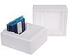 Термобокс медичний з акумулятором холоду