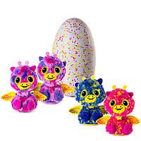 Интерактивная игрушка Spin Master Hatchimals Двойной сюрприз в яйце Жирафики