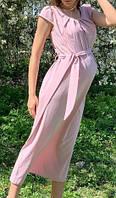 Длинное платье для беременных. Летнее платье для беременных. Платье в пол для будущих мам.