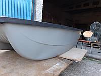 Лодка Пластиковая ударопрочная рибацкая