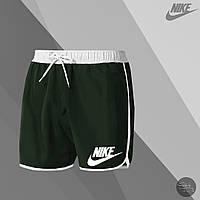 Мужские купальные/пляжные шорты для пляжа/плавания/купания найк (Nike), реплика, фото 1