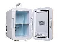 Мини холодильник для косметики мод. 6L, объем 6 л