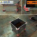 Магнитный фиксатор для сварки (магнитная струбцина) WM3-6090S, фото 5