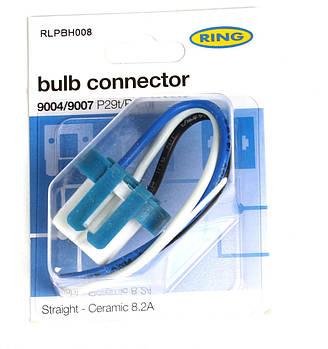 Роз'єм для ламп керамічний 9004/9007 HB5 (P29t/Px29t) (RBH008) RING