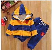 Теплый брендовый комплект GAP для мальчика 2-6 лет