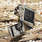 Зажигалка Zippo 24707 Jack Daniels Pouch Set серая 24707, фото 5