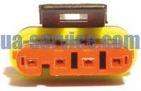Переходник на кабель для диагностики и настройки ГБО Zenit-OMVL, фото 1