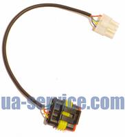 Переходник на кабель для диагностики и настройки ГБО Agis-OMVL, фото 1