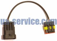 Переходник на кабель для диагностики и настройки ГБО Landi Renzo-OMVL, фото 1