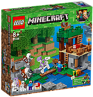 Lego Minecraft Нападение армии скелетов 21146