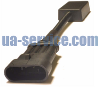 Bluetooth интерфейс для диагностики и настройки ГБО A-MAX KING MP48 OBD, фото 1