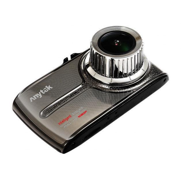 Авторегистратор в машину Anytek G66 видеорегистратор в автомобиль сенсорный дисплей Full HD 1920*1080P 30к/с