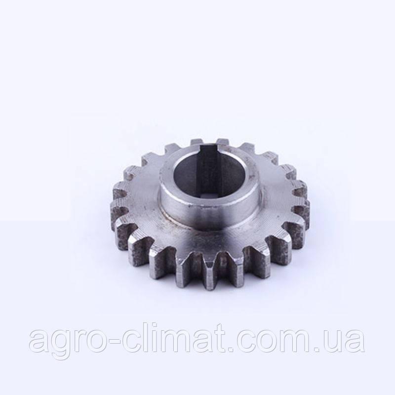 Шестерня ведущая запускающая R190 (21 зуб)