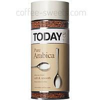 Кофе растворимый Today Pure Arabica 95g