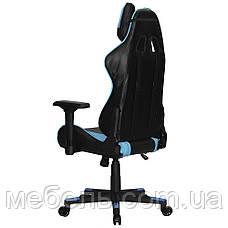 Кресло геймерское Barsky Sportdrive Premium Blue SD-19, фото 3
