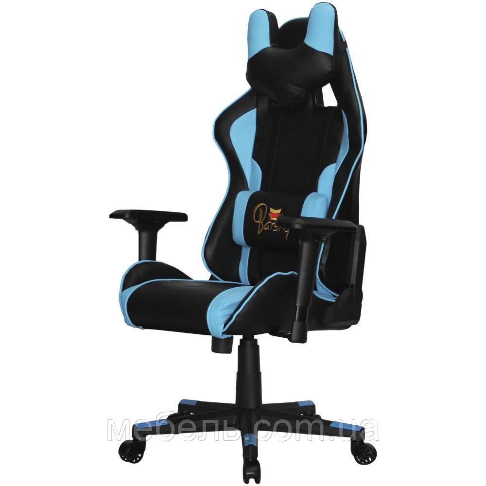 Детское компьютерное кресло Barsky Sportdrive Premium Blue SD-19