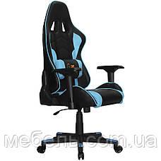 Детское компьютерное кресло Barsky Sportdrive Premium Blue SD-19, фото 2