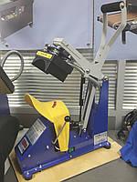 Термопресс SCHULZE Blue PRESS Line Cap (для кепок плита 8смх16см)