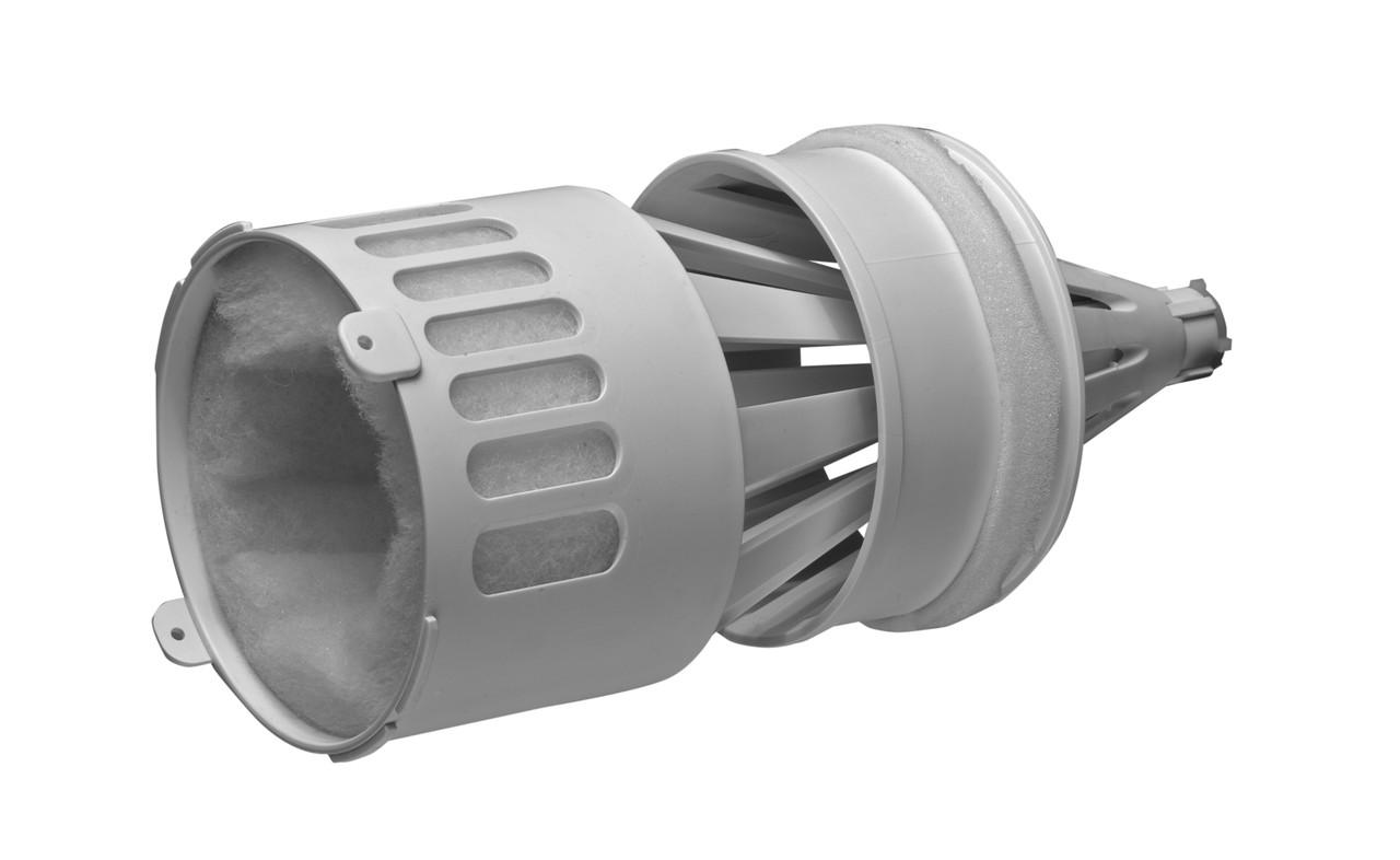 Клапан приточный воздушный в стену КПС 125