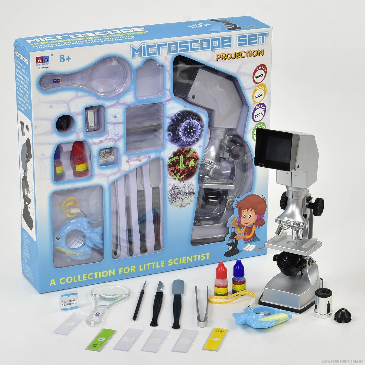 Научный набор Микроскоп