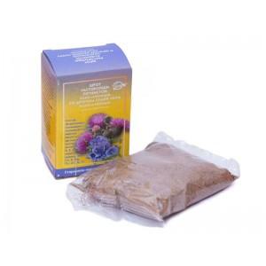 Шрот для ЖКТ расторопши пятнистой с шротом семян льна (100гр.,Украина)