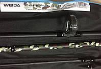 Спиннинг карповый Weida Carp-3 тест 4lB 3.9m