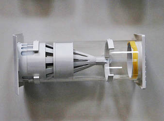 Приточный клапан воздушный Marley (до 30 м3/час)