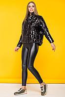 Куртка женская демисезонная KTL-295 - черная