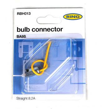 Разъём для ламп керамический (BA9S) (RBH013) RING