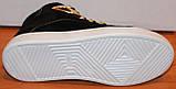 Ботинки подростковые замшевые, детская обувь от производителя модель ДЖ7008-1ЖР, фото 4