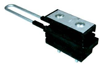 Натяжний затискач для магістральних ліній Sicame GUKо2 4х(70-120)