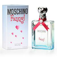 Парфюмерия женская - Moschino Funny (100 мл реплика) Москино фанни, фото 1