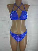 Жіночий купальник фіолетовий 3532