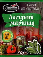 """Суміш для консервації""""Маринад лагідний""""Любисток 25г (1*10/20)"""