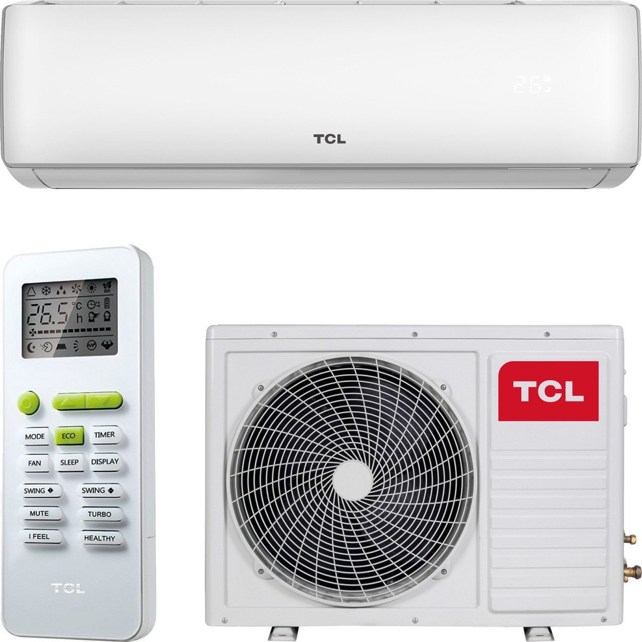 Кондиціонер TCL TAC-24CHSA/XA71