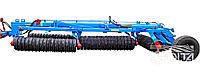 Каток зубчато-кольчатый гидрофицированный  КЗК-10П-01