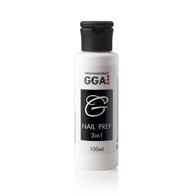 "Cредство  для обезжиривания ""3 в 1"" (100 мл)  GGA Professional"