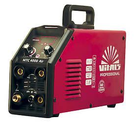 Инверторный аппарат Vitals Professional MTC 4000k Air  3 в 1+ Доставка!