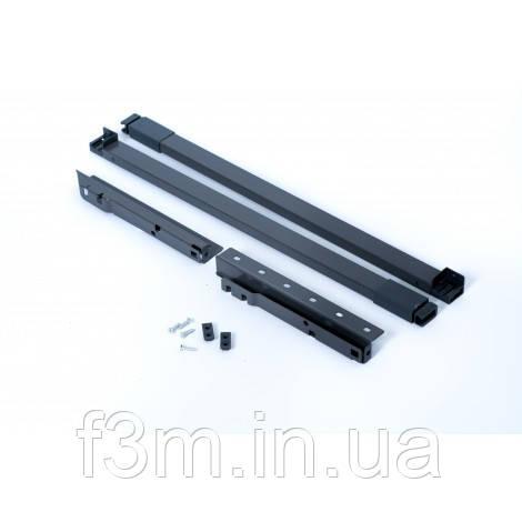 Система для выдвижения ящиковPROBOX Grass Hopper: РЕЙЛИНГ, H=190 мм, L=450 мм, АНТРАЦИТ
