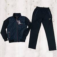 Спортивный костюм бренда Paul&Shark.Премиум качество.Размеры M,L,XL,XXL,XXXL.Сезон осень\весна.