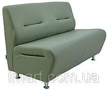 """Офисный диван """"Смарт"""" двойка к/з Мадрас/Софитель. Для офиса модульный диван Richman"""