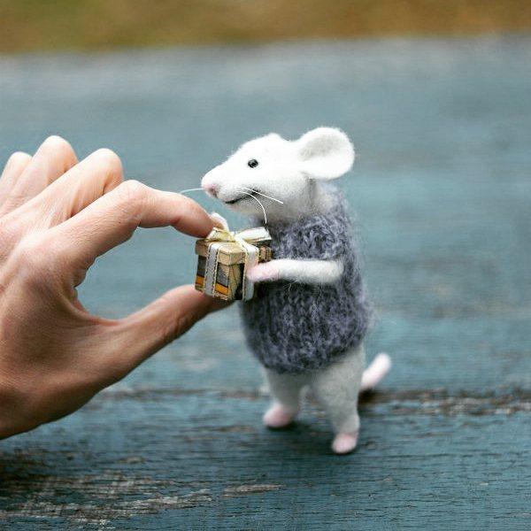 Фигурки Мышки